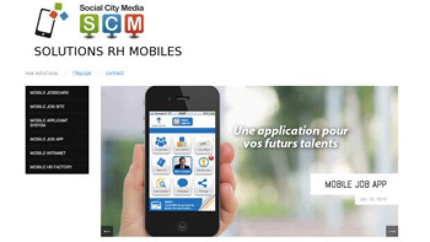TMP Worldwide rachète l'éditeur de solutions RH mobiles SCM