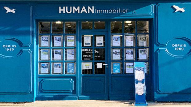 """""""Avec Human Immobilier, nous allons pouvoir mieux imprimer notre marque"""""""