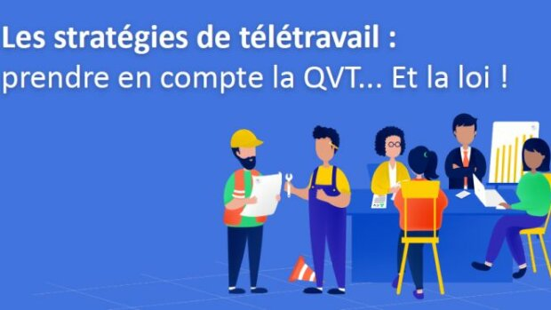 Stratégies de télétravail: quid de la QVT et de la loi ? Le replay du webinaire NTRH-Moodwork