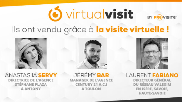 Covid-19 : Pendant le confinement, ces agences ont vendu grâce aux visites virtuelles