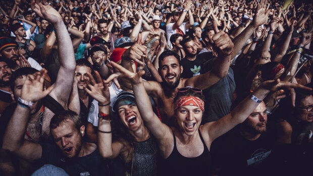Festivals d'été : le No Logo tente le maintien avec camping
