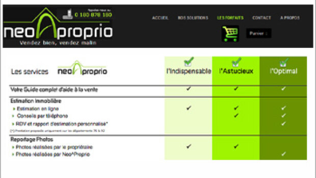 Neo Proprio, un service d'accompagnement dédié aux propriétaires vendeurs