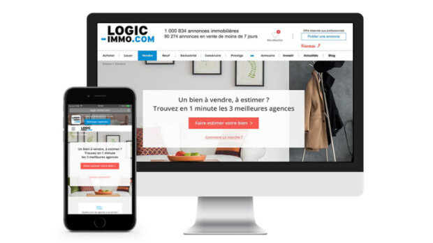 Rentrée de mandats : Logic-Immo.com lance un moteur de recommandations d'agences