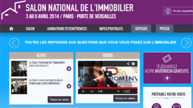Le Salon national de l'immobilier continue de tenir ses promesses
