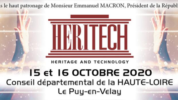 Appel à projets : le salon Heritech soutient l'innovation au service du patrimoine