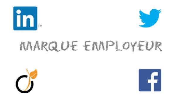 Digital RH - L'impact des réseaux sociaux sur la marque employeur