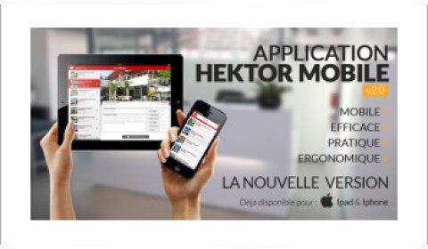 Hektor se refait une beauté sur iPhone et iPad
