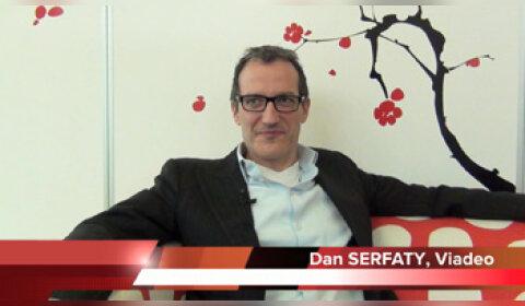 4 min 30 avec Dan Serfaty, CEO de Viadeo