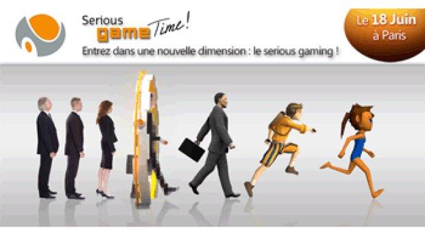 """Serious Game Time! Les dernières tendances du """"jeu sérieux"""""""