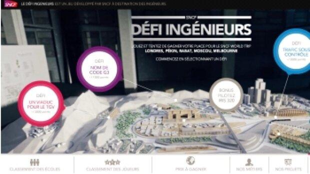 Opération séduction de la SNCF pour attirer ses futurs ingénieurs