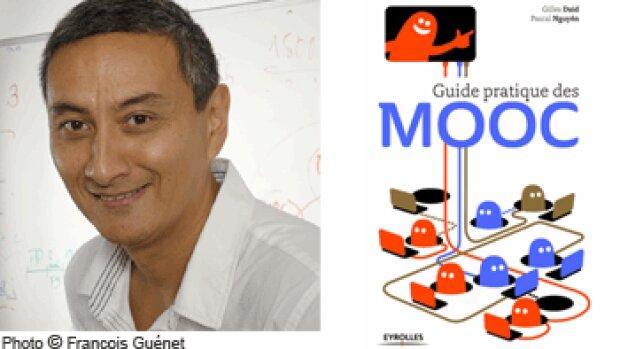 """""""Les MOOC sont complémentaires aux autres formes d'apprentissage"""", Pascal N'Guyen, auteur"""