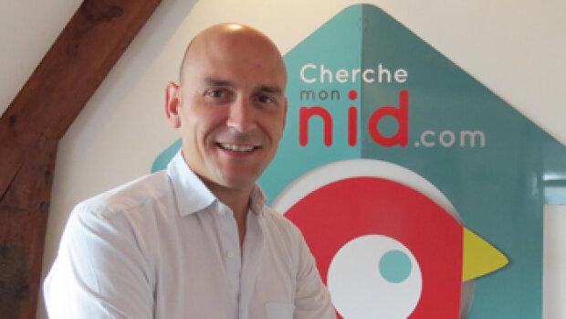 """""""Nous renversons les codes de la recherche immobilière"""", Antoine Huvé, ChercheMonNid"""