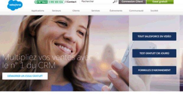 Salesforce officialise son arrivée sur le marché RH
