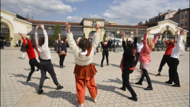 Nancy : un appel trans-disciplinaire à une nouvelle manifestation dansée dans l'espace public