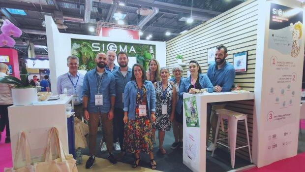 Succès pour le Groupe Sigma au Salon Solutions RH
