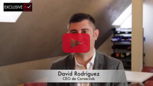 3 min avec David Rodriguez, CornerJob