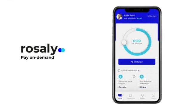 Acompte sur salaire en mode digital : Rosaly lève 1,5 million d'euros sur un marché convoité