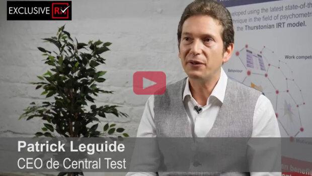 3 min avec Patrick Leguide, Central Test