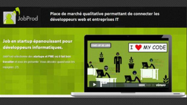 JobProd aide les start-up à dénicher des développeurs