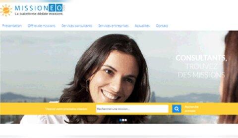 Missioneo : la nouvelle plateforme dédiée aux missions en free lance