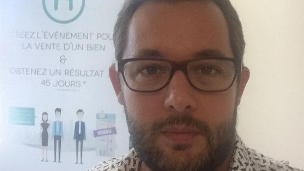 """""""Les agents vendent leurs biens en 24h sur notre plateforme """", Julien Gautier, Oxioneo"""