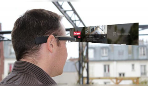 SeLoger lance sa propre application Google Glass