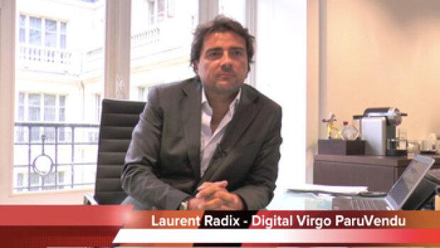 4 min 30 avec Laurent Radix, président de ParuVendu.fr