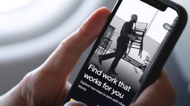 Avec « Works », Uber se lance dans l'intérim