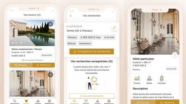 Belles Demeures lance sa nouvelle application mobile