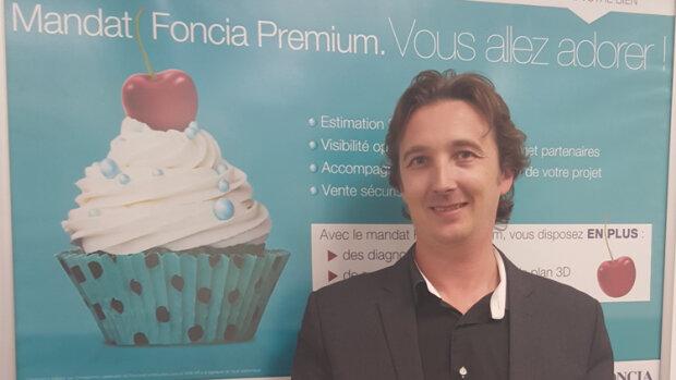 """Paroles d'agent - """"Dans l'ancien, la 3D accélère la prise de décision des acquéreurs"""", Grégoire Artiguelouve, Foncia"""