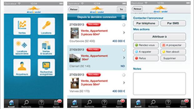 Directannonces lance une nouvelle application mobile