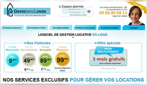 Fidélisez les propriétaires-bailleurs grâce à Gererseul.com