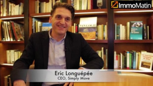 3 min avec Eric Longuépée, fondateur, Simply Move