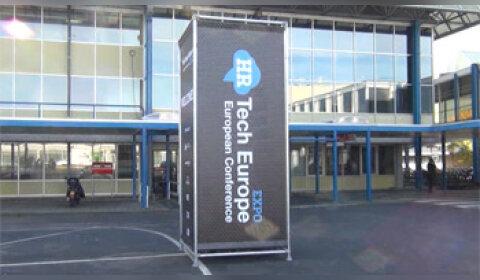 Vidéo - Beau succès pour le HR Tech Europe 2012