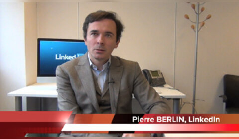 4 min 30 avec Pierre Berlin, directeur des solutions de recrutement Europe du Sud, LinkedIn