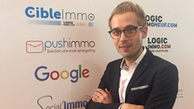 """""""Avec Google AdWords, Logic-Immo.com propose une nouvelle approche d'acquisition de clics"""", Damien Giordano"""