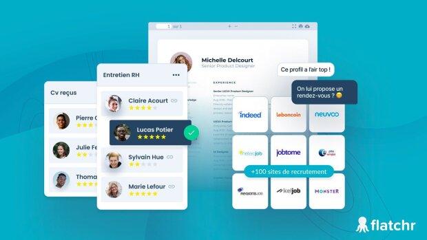 Flatchr V.3 : l'expérience utilisateur qui révolutionne le recrutement