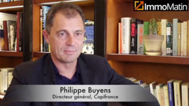 3 min avec Philippe Buyens, Capifrance