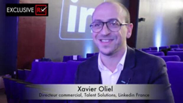 3 min avec Xavier Oliel, LinkedIn