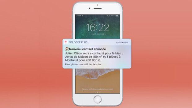 SeLoger annonce 3 nouveautés, dont un espace professionnel sur mobile