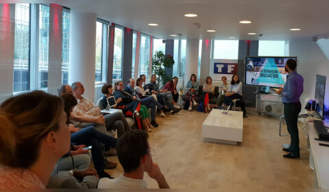 TF1 embarque ses collaborateurs dans sa mutation digitale