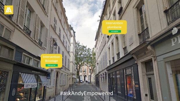 AskAndy certifie votre réseau d'artisans