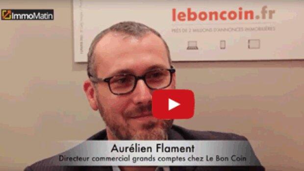 3 min avec Aurélien Flament, Le Bon Coin