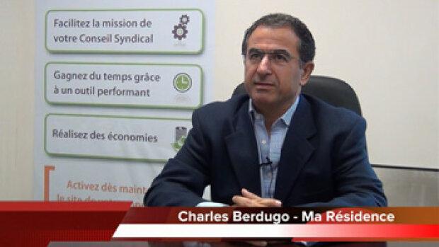 4 min 30 avec Charles Berdugo, co-fondateur de Ma-Residence.fr