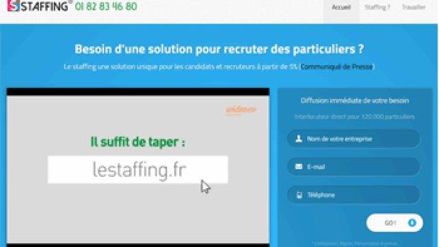 LeStaffing.fr répond aux besoins de staffing ponctuel