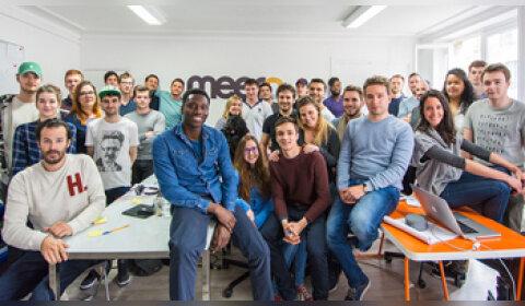 Une levée de fonds de 15 millions d'euros pour Meero!