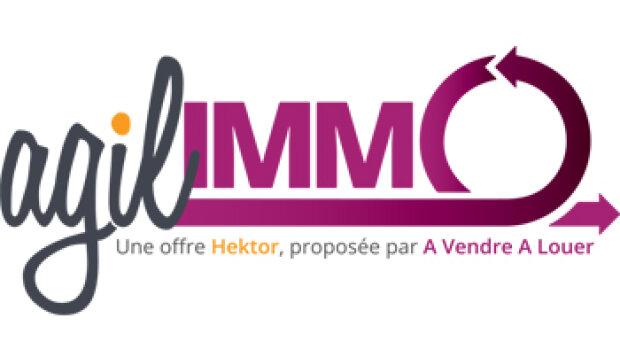 """A Vendre à Louer devient revendeur du logiciel Hektor sous la marque """"Agilimmo"""""""