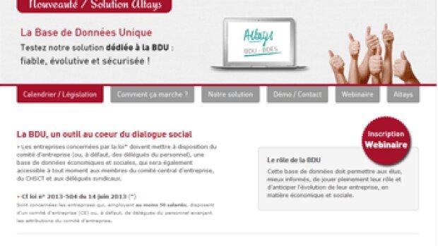 """Tribune - """"BDU-BDES doit être un service pour les entreprises, pas une contrainte !"""" Yann Guezennec"""