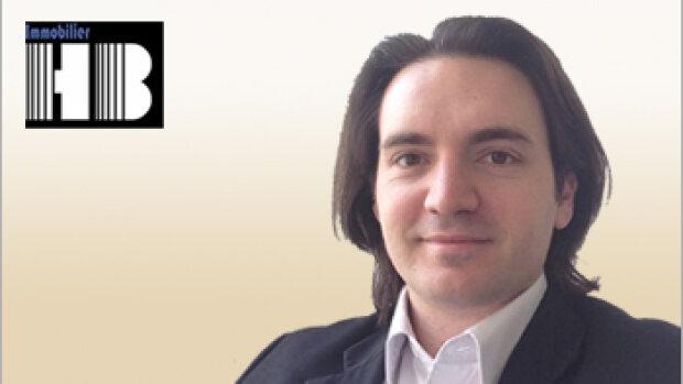 """Paroles d'agent - """"Sélectionner les biens est la meilleure garantie d'efficacité"""", Thomas Brezaudy, HB Immobilier"""