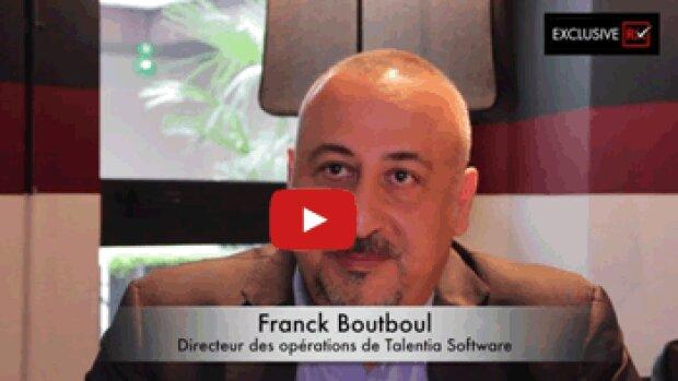3 min avec Franck Boutboul, directeur des opérations de Talentia Software